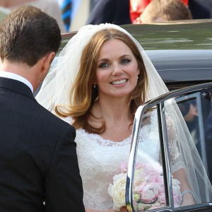 The wedding of Geri Halliwell and Christian Horner at St Mary's Church in Woburn Featuring: Geri Halliwell, Christian Horner Where: London, United Kingdom When: 15 May 2015 Credit: WENN.com
